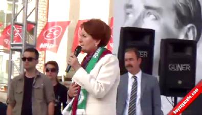 Meral Akşener teröriste militan dedi