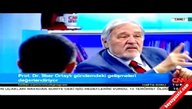 İlber Ortaylı: Avrupa güçlü Türkiye istemiyor