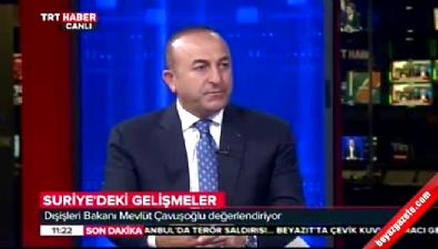 Bakan Çavuşoğlu: ABD garanti verdi