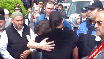 Şehit Polis Bebeğiyle Birlikte Ebediyete Uğurlandı