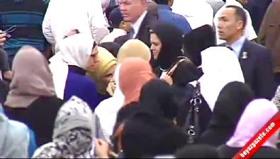 Muhammed Ali İçin Cenaze Namazı Kılındı