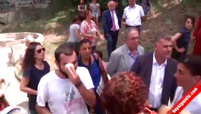 Ihlamur Parkı protestosunda arbede