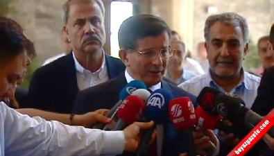 Ahmet Davutoğlu: Milletimiz Bir Destan Yazdı