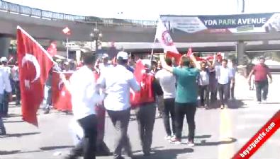 Başkent Sokaklarında Mehter Marşı Sesleri