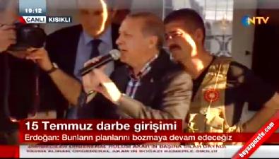 Cumhurbaşkanı Erdoğan: Hükümetimiz idam konusunu muhalefetle görüşecek