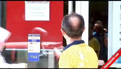 Bank Asya kapılarını kapattı