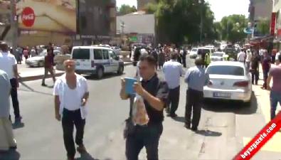 Ankara Adliyesi Yakınında Silahlı Bir Kişi Etkisiz Hale Getirildi