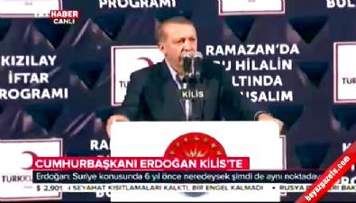 Cumhurbaşkanı Erdoğan'dan Esed'e çok sert sözler