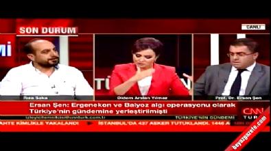CNN Türk'ü karıştıran kavga