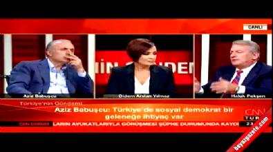 CHP'li Haluk Pekşen: Tam iktidar olacağız darbe oluyor