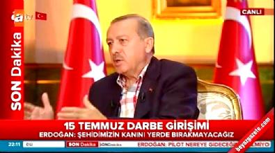 Cumhurbaşkanı Erdoğan askeriyede yapılan değişikleri açıkladı