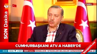 Cumhurbaşkanı Erdoğan nöbetin ne zaman biteceğini açıkladı