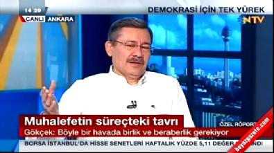Melih Gökeçek: FETÖ'nün Başbakan Adayı Meral Akşener'di