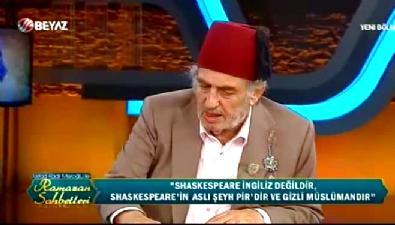 Kadir Mısıroğlu: Shakespeare Müslümandı