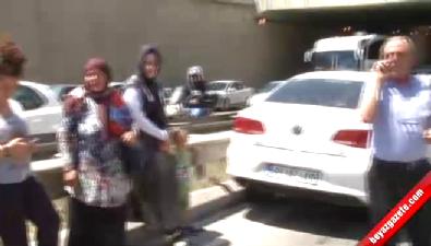 Şile Yolunda 15 Araç Birbirine Girdi, Dört Kişi Yaralandı