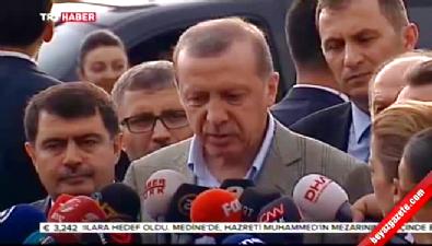 Cumhurbaşkanı Erdoğan'dan Rusya, Mısır ve İsrail açıklaması
