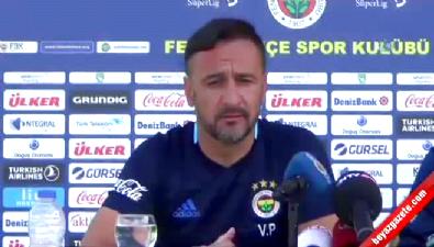 Vitor Pereira: Futboldan anlamıyorlar