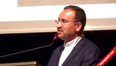 Adalet Bakanı Bekir Bozdağ: 2019'a Kadar Ne Genel Ne De Yerel Seçim Var