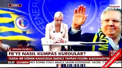 Balçiçek İlter'e Rıdvan Dilmen şoku