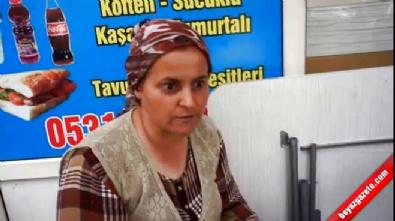 İki çocuğunun annesini sokak ortasında bıçaklayarak öldürdü