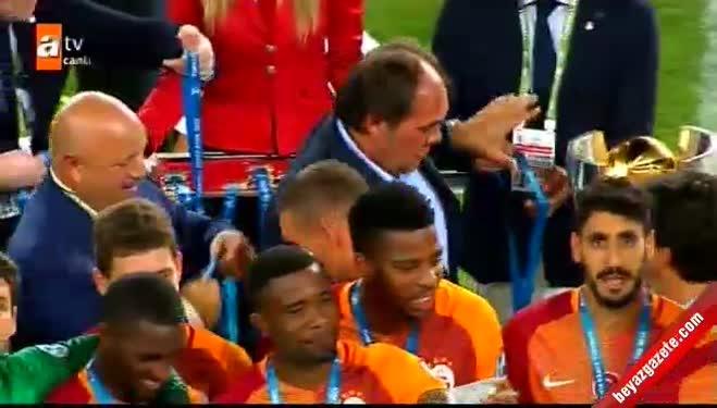 tff super kupa - Süper Kupa Galatasaray'ın