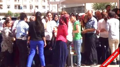 Diyarbakır şehitleri uğurlandı