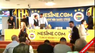 Fenerbahçe'nin yeni forma sponsoru Nesine.com oldu