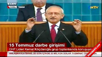 Kemal Kılıçdaroğlu, PKK'nın sözcüsü Özgür Gündem Gazetesi'nin kapatılmasını eleştirdi