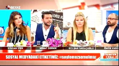 Nihat Doğan'dan Ahmet Hakan'a Halil Sezai tepkisi