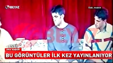 Fetullah Gülen ve Hakan Şükür'ün şok görüntüleri