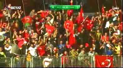 uefa avrupa ligi - Midtjylland 0 - 1 Osmanlıspor
