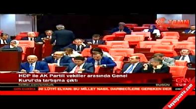 Osman Baydemir, Meclis kürsüsünde Cemil Bayık'ın sözlerini referans aldı