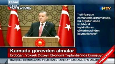 Erdoğan: TİB'i kapatacağız
