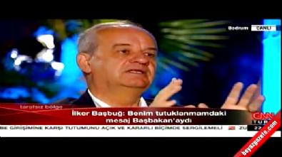 İlker Başbuğ: Erdoğan cemaatle mücadelede tek başına kaldı