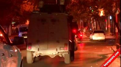 İstanbul'da polise EYP atıldı