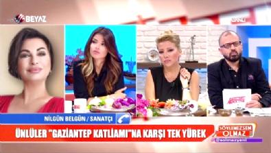 Nilgün Belgün 'sokağa çıkmayın' tweetini neden attı?