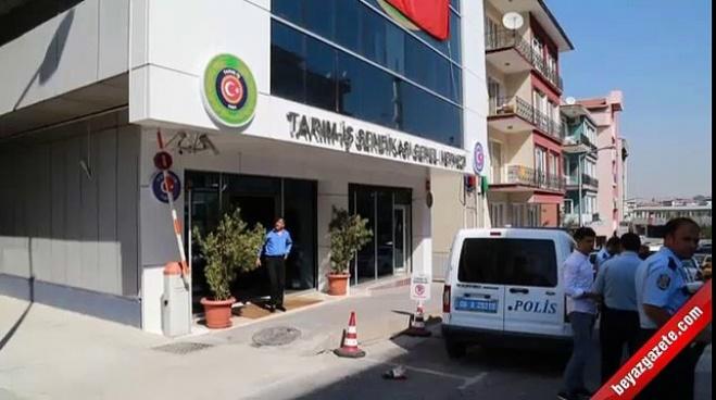hacettepe - Ankara'da silahlı çatışma! Yaralılar var