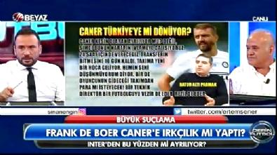 Caner Erkin Türkiye'ye mi dönüyor?