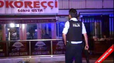 silahli kavga - İstanbul'daki meşhur kokoreççide silahlı çatışma: 2 ölü