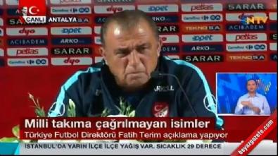 Fatih Terim'i sinirlendiren Arda Turan sorusu