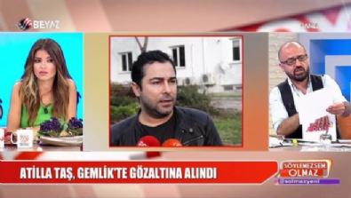 Atilla Taş'a 'FETÖ' gözaltısı!