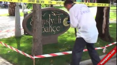 silahli kavga - Eşine 10 kurşun yağdırdı, vatandaşlar linç etti