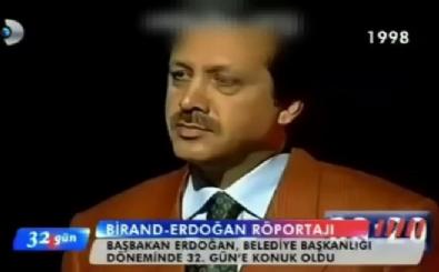 İşte Erdoğan'ın 18 yıl önce 'Darbe' sorusuna verdiği tokat gibi cevap! Haberi