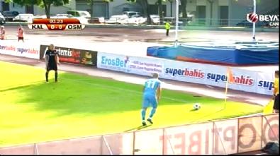 Nomme Kalju - Osmanlıspor maçının golleri...