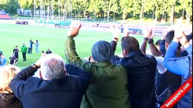 Kalju - Osmanlıspor maç sonu röportajları