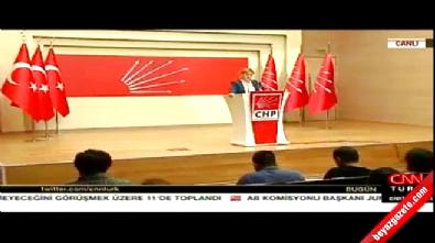 Kılıçdaroğlu Yenikapı'da olacak