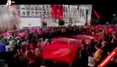 FETÖ'nün reklamına Türk halkının cevabı!