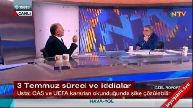 Muharrem Usta: Fenerbahçe'ye bir kumpas kurulmuşsa biz yanlarındayız