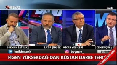 Cem Küçük: Göreceğiz bakalım Selahattin Demirtaş tutuklanacak mı?