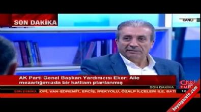 Mehdi Eker: 'Sorumlusu PKK, bu planlanmış bir katliam'